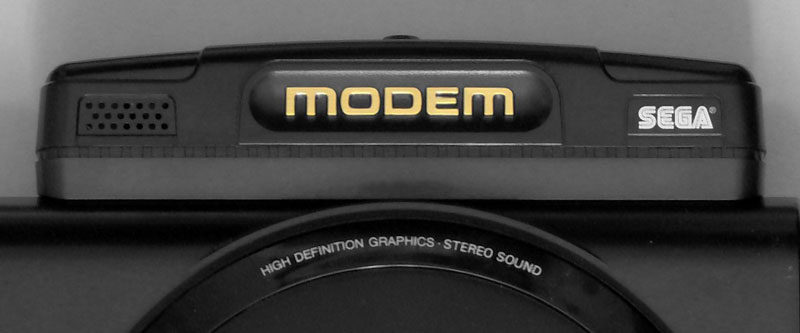 Mega Modem от Sega