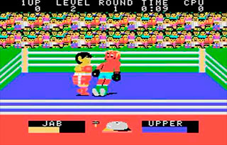 Игра Champion Boxing