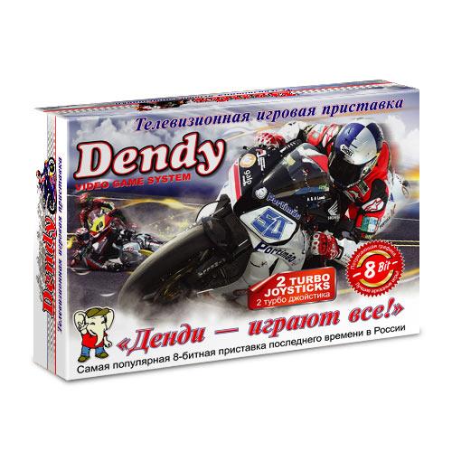 Современная игровая приставка Dendy Junior