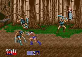 Golden Axe 2
