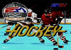 Hockey от EA Games