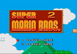 Super Mario Bross 2