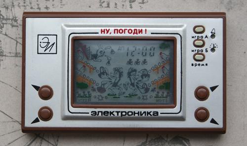"Игровая приставка ""Электроника"""