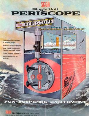 Игровой автомат Periscope