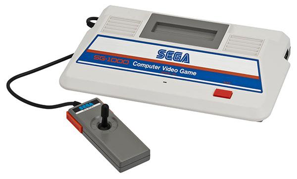 Игровая приставка Sega SG-1000