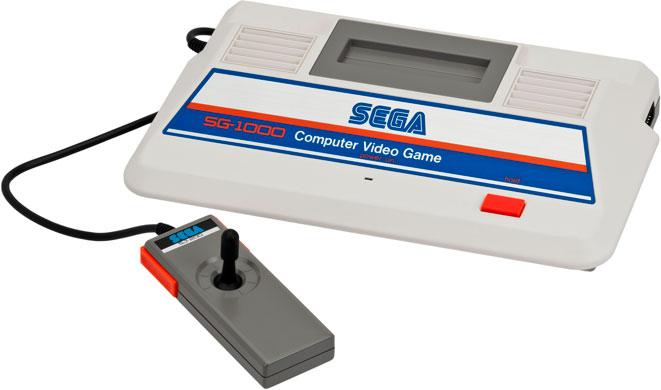 Приставка Sega Game-1000