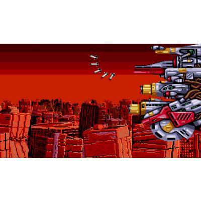 Air Busters (Sega)