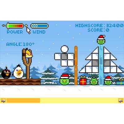 Angry Birds 4 в 1 (Dendy)