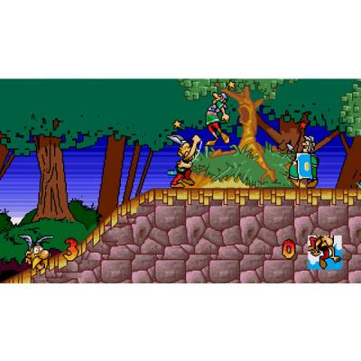 Asterix and the Great Rescue (Sega)