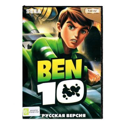 Ben 10 (Sega) лицевая сторона