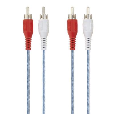 AV-кабель 1,5 м для Dendy синий