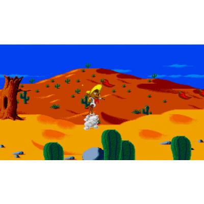 Cheeze Cat-Astrophe Starring Speedy Gonzales (SEGA)