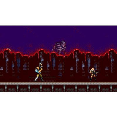 Contra Hard Corps (Sega)