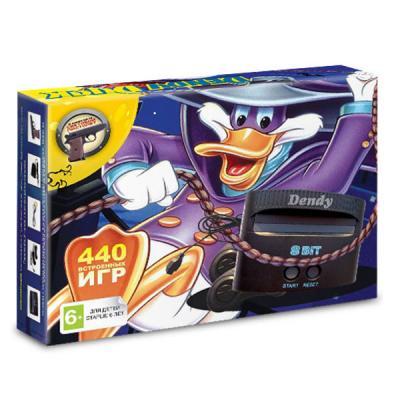 Dendy «Darkwing Duck» с пистолетом + 440 игр
