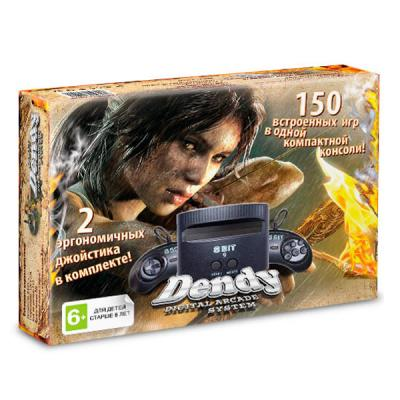 Dendy «Tomb Raider» + 150 игр