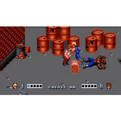 Double Dragon (Sega)