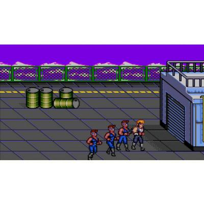 Double Dragon 2 (Sega) 7