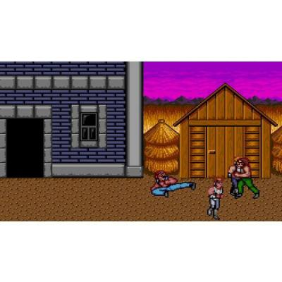 Double Dragon 2 (Sega) 10