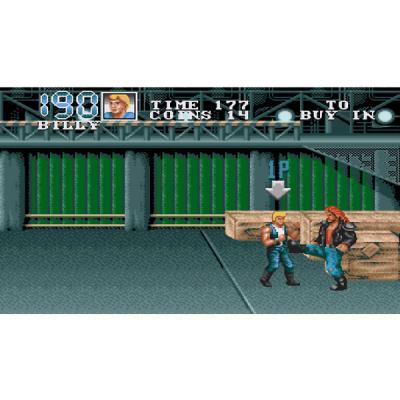 Double Dragon 3 (Sega) 9