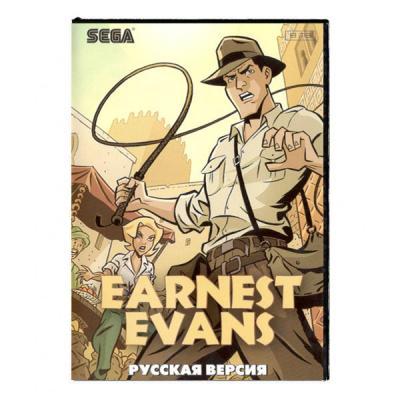 Earnest Evans (SEGA)