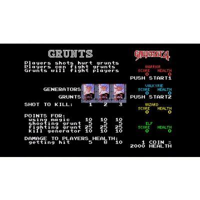 Gauntlet IV (Sega)