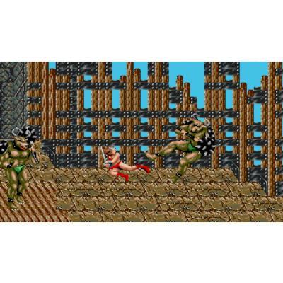 Golden Axe 2 (Sega) 6