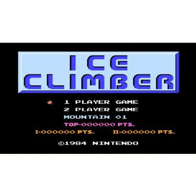 Ice Climber (Dendy)