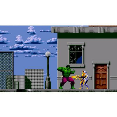 Incredible Hulk (SEGA)