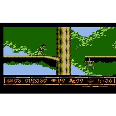 Игра Кника джунглей для Денди