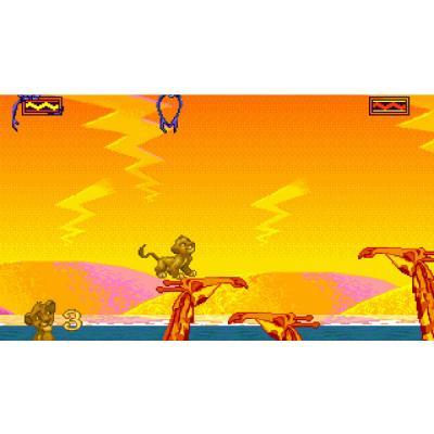 Lion King / Король Лев (Sega)
