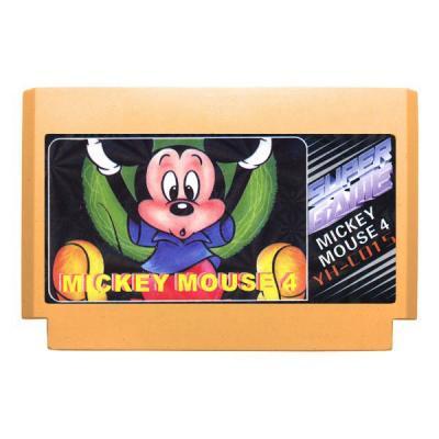 Микки Маус 4 (Dendy)