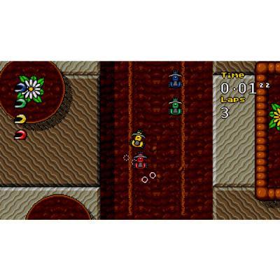 Micro Machines 2: Turbo Tournament (SEGA)