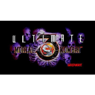 Mortal Kombat 3 Ultimate (Sega)