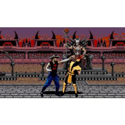 Mortal Kombat 2 (Sega) 3