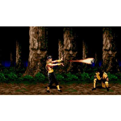 Mortal Kombat 2 (Sega) 6