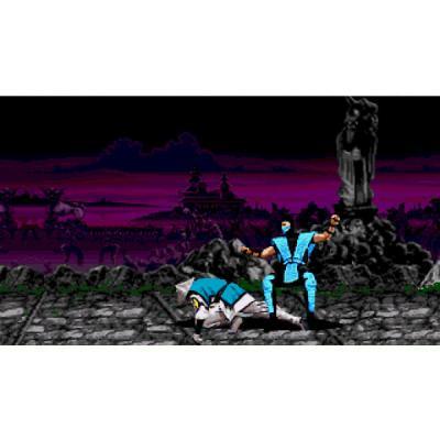 Mortal Kombat 2 (Sega) 7