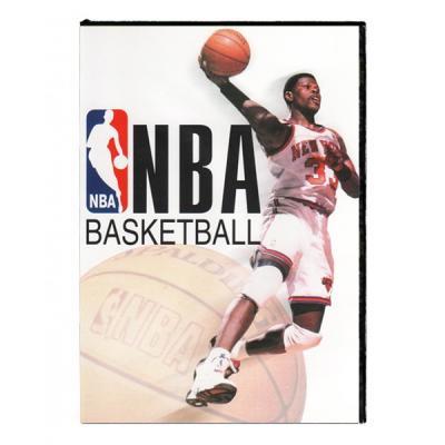 NBA Basketball (Sega) лицевая сторона картриджа