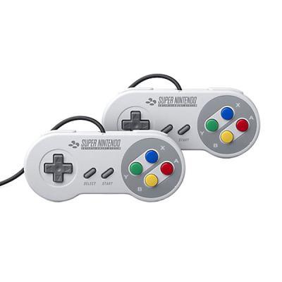 Nintendo Classic Mini: SNES + 21 игра