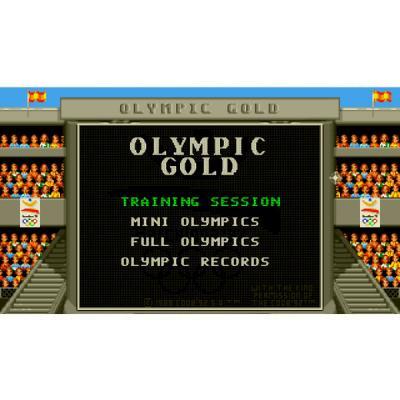 Olympic Gold: Barcelona 92 (SEGA)