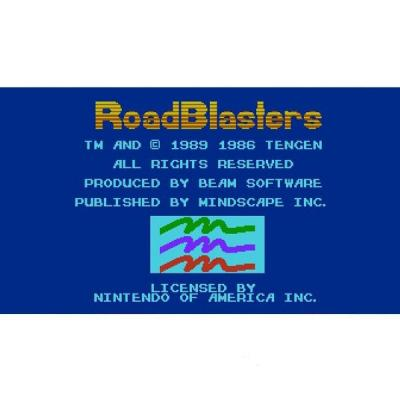 RoadBlasters (Dendy)