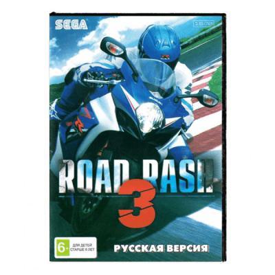 Road Rash 3 (Sega)