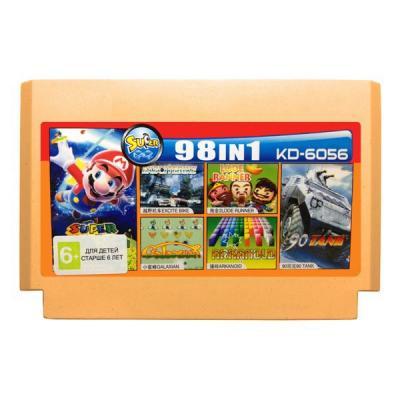 Сборник 98 игр в 1