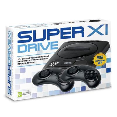 Sega Mega Drive 11 + 95 игр