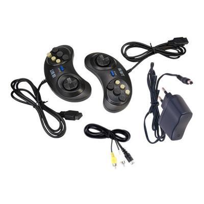 Sega Mega Drive 2 + 55 игр