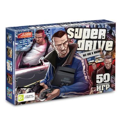 Sega Super Drive «GTA» + 50 игр