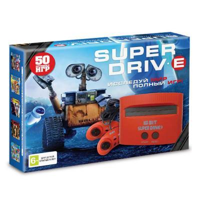 Sega Super Drive «Wall-E» + 50 игр
