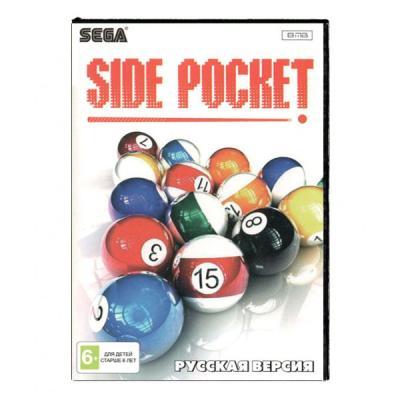 Side Pocket (SEGA)