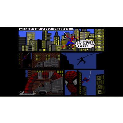 Spider-Man and The X-Men: Arcade's Revenge (SEGA)