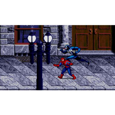 Spider-Man & Venom in Separation Anxiety (Sega)