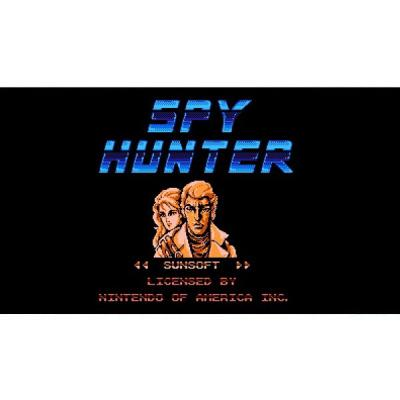 Spy Hunter (Dendy)